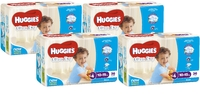 Huggies Ultra Dry Nappies Bulk Shipper - Toddler Boy 10-15 kg (144)