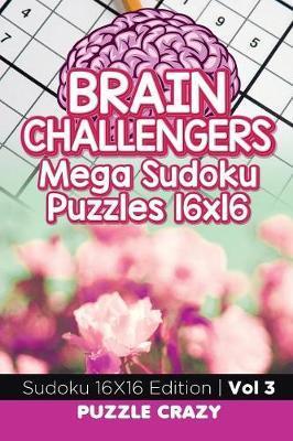 Brain Challengers Mega Sudoku Puzzles 16x16 Vol 3   Puzzle
