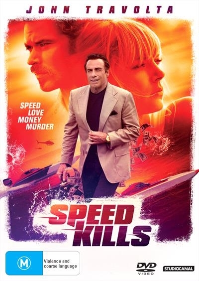Speed Kills on DVD