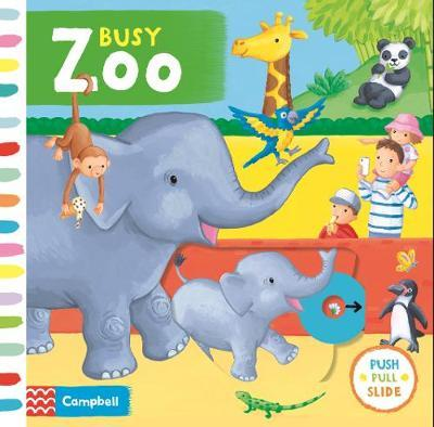 Busy Zoo by Ruth Redford