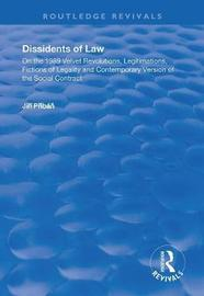 Dissidents of Law by Jiri Priban