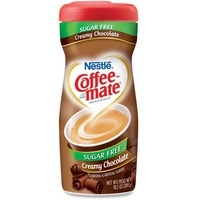 Nestle Coffee-Mate Sugar Free Creamy Chocolate Powder image