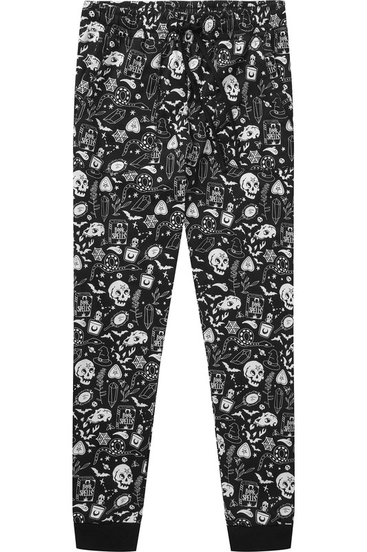 Killstar: Dark Slumbers Lounge Pants - S