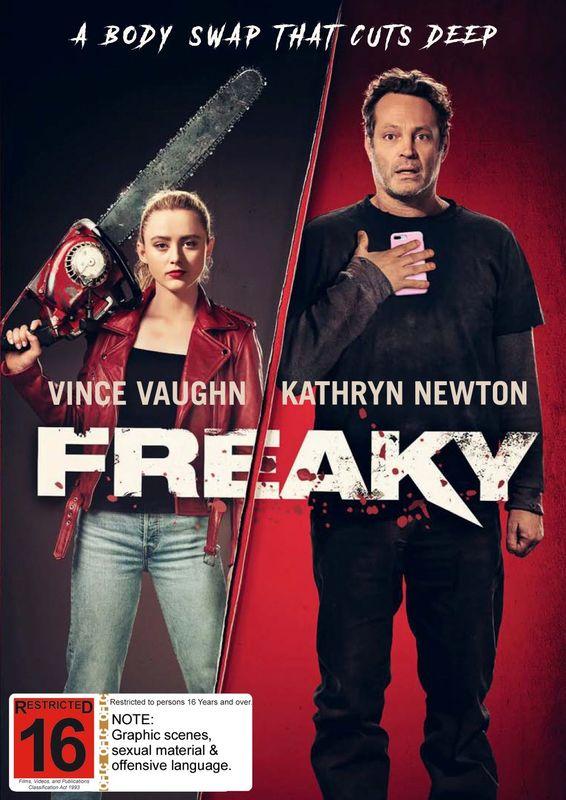 Freaky on DVD