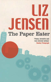 The Paper Eater by Liz Jensen image