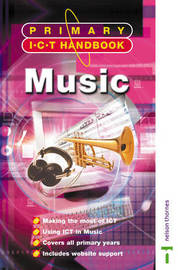 Primary ICT Handbook: Music by Andy Pierson image