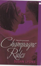 Champagne Rules by Susan Lyons image