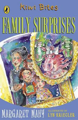 Family Surprises: Kiwi Bites Series by Margaret Mahy image