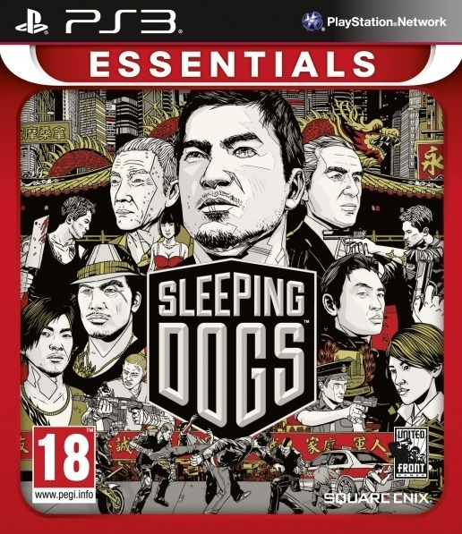 Sleeping Dogs (PS3 Essentials) for PS3