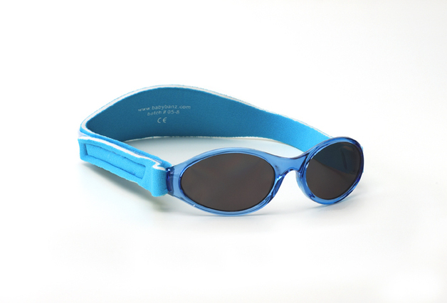 Adventure Baby Banz Sunglasses (Aqua)