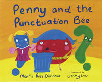 Penny and the Punctuation Bee by Moira Rose Donohue image