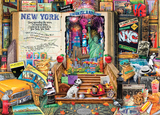Holdson: 1000pce Life Is An Open Book Puzzle (New York)