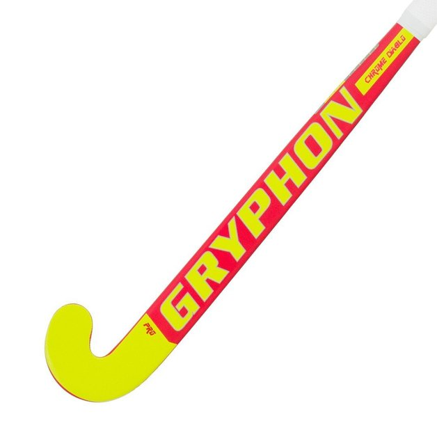 "Gryphon Chrome Diablo 37.5"" Hockey Stick"