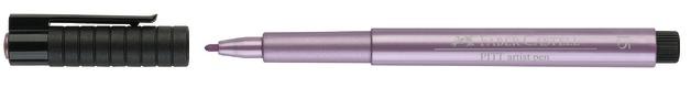 Faber-Castell: Pitt Artist Pens - Metallic Ruby
