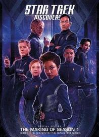 Star Trek Discovery: The Official Companion by Titan Books