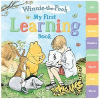 My First Learning Book by Winnie-The-Pooh