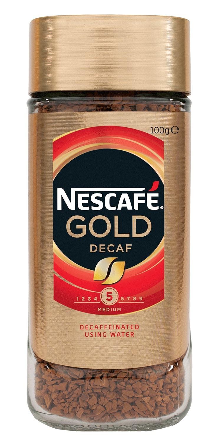 Nescafe Gold - Decaf (100g) image