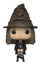 Harry Potter - Hermione (with Sorting Hat) Pop! Vinyl Figure