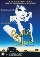 Betty Blue - The Director's Cut on DVD