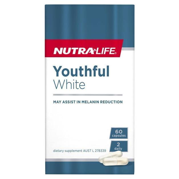 Nutra Life: Youthful White Caps (60s)