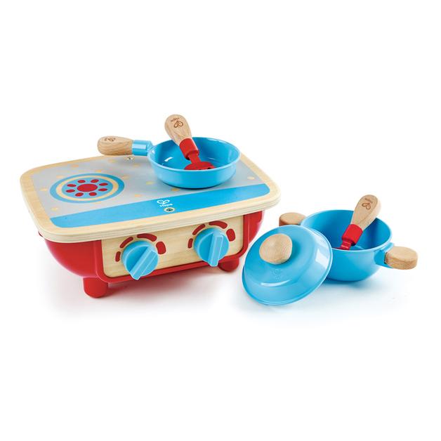 Hape: Toddler Kitchen - Roleplay Set