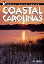Moon Coastal Carolinas by Mike Sigalas