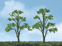 """JTT Scenic Elm Trees 3"""" (3pk) - H0 Scale"""