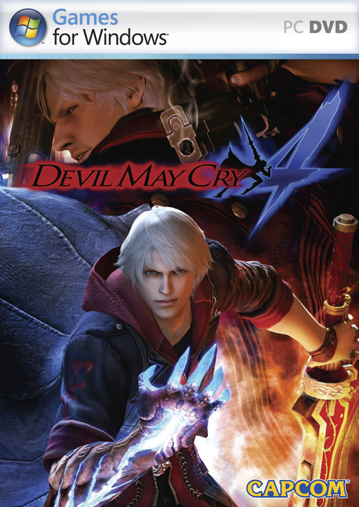 Devil May Cry 4 for PC Games