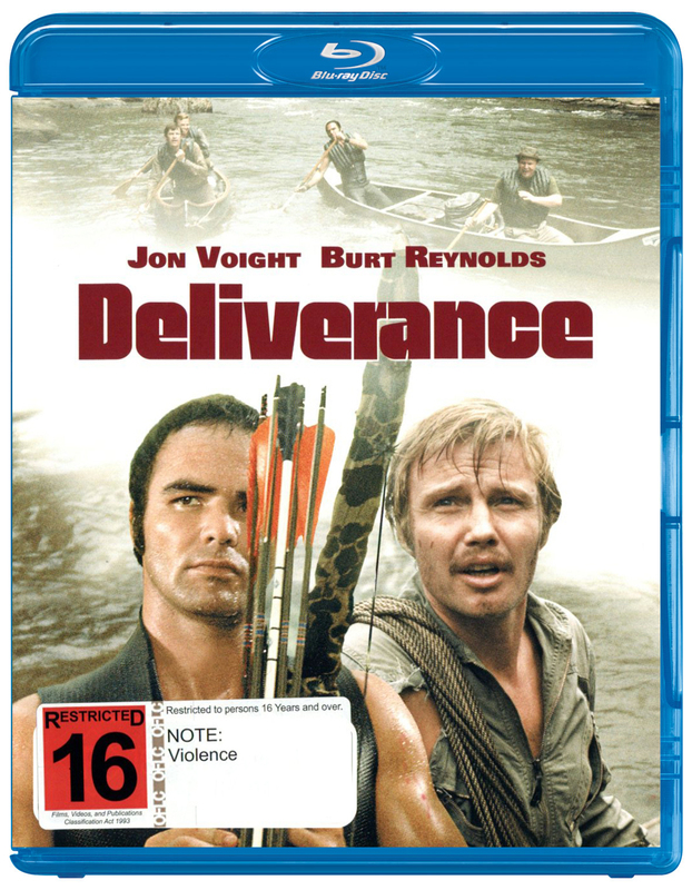 Deliverance on Blu-ray