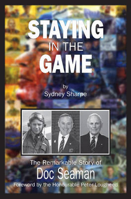 Staying in the Game by Sydney Sharpe image