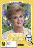 Murder, She Wrote - Season 7 DVD