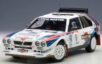 Autoart: 1/18 Lancia Delta S4 Martini Rally Winner Argentina 1986, #5 Biasion/Siviero (Limited Edition)