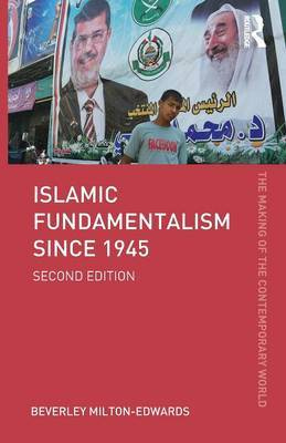 Islamic Fundamentalism since 1945 by Beverley Milton-Edwards image