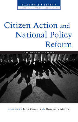 Citizen Action and National Policy Reform image
