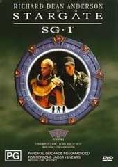 Stargate SG-1 - Volume 02 Series 2 on DVD