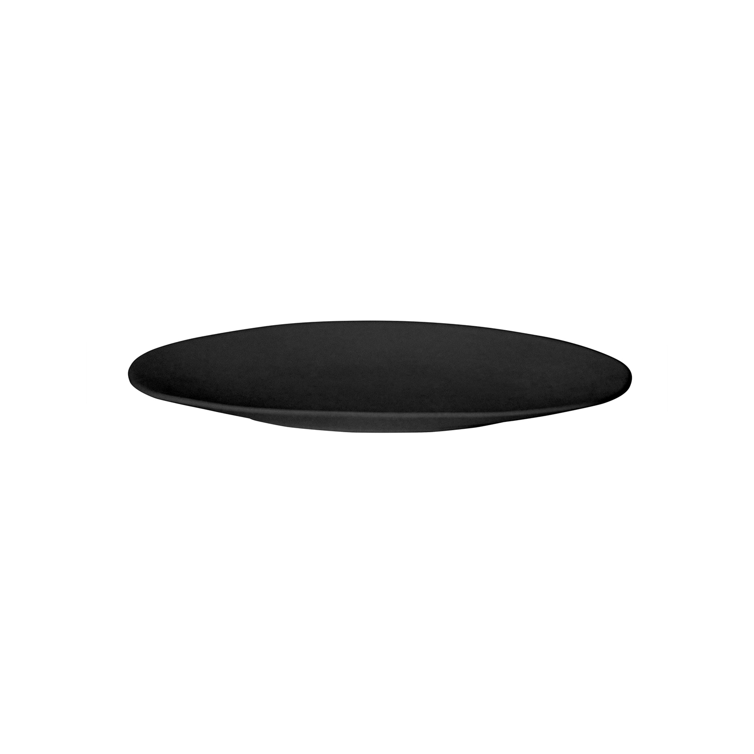 General Eclectic: Freya Small Platter - Black image