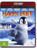 Happy Feet on HD DVD