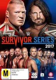 WWE: Survivor Series 2017 on DVD