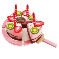 Hape: Double Flavoured Birthday Cake