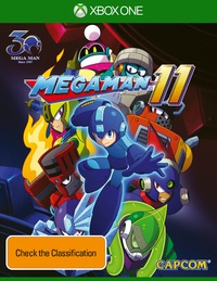 Mega Man 11 for Xbox One