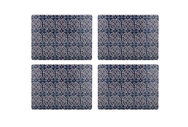 Amalfi: Sedona Cork Hardback Placemat Set/4 (40x30x0.3cm)