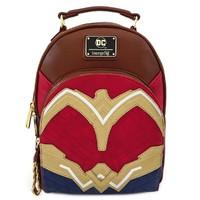 Loungefly: Wonder Woman - Costume Mini Backpack