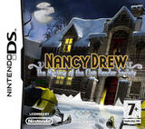 Nancy Drew: The Mystery of the Clue Bender Society for Nintendo DS