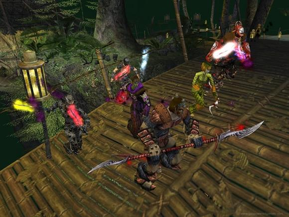 Dungeon Siege II for PC Games image