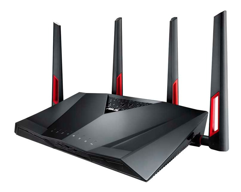 ASUS RT-AC88U Dual-Band AC3100 Wireless Gigabit Router image