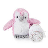 Aden + Anais Swaddle + Cuddly Companion (Owl)