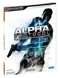 Alpha Protocol Official Strategy Guide image