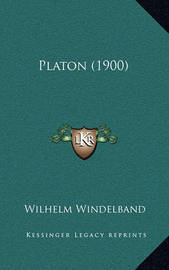 Platon (1900) by Wilhelm Windelband