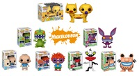 Nickelodeon - Mega Pop! Vinyl Bundle (with chances for Chase versions!)