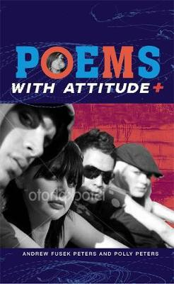 Poems With Attitude 2 in 1 Bind Up by Polly Peters image